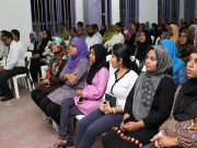 Hithadhoo school media club inaguration ceremony